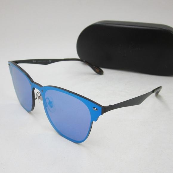 f7c92281d08 RayBan RB3576N BLAZE CLUBMASTER Sunglasses OLI643.  M 5b43af6ddf0307e60d9c21ea